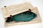 Stor fisk, handgjord ur form från 30-talet, ur serien Retro.