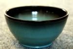 Handdrejad skål för matlagning/servering m.m.